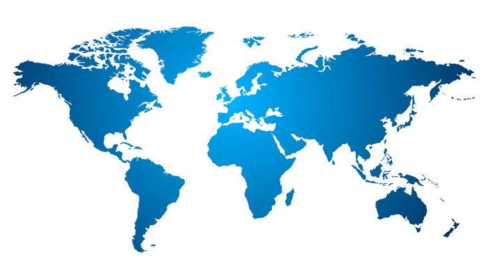 Couverture SMS à l'étranger