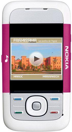 Message Bluetooth Vidéo Fram