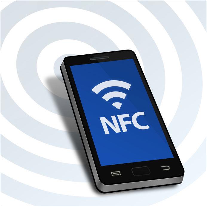 Technologie NFC pour Mobile