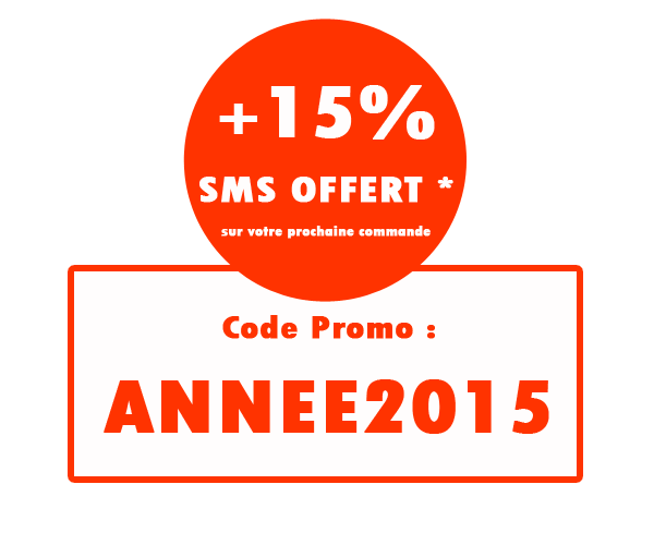 Coupon Voeux 2015