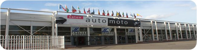 Salon Automobile Toulouse - Service Mobile - Bluetooth, Flashcode et Application Internet Mobile